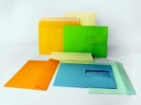 Gekleurde enveloppen