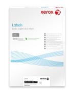 Xerox - Xerox Étiquettes Universelles à coins arrondis